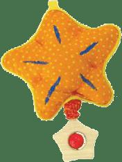BINO Baby - rozgwiazda