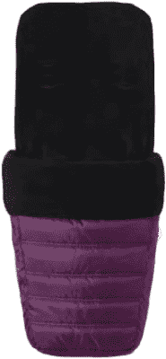 BABY JOGGER Pokrowiec na nóżki City Mini - Purple