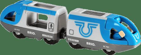 BRIO Elektryczny zestaw kolejowy (bateria AA nie jest częścią zestawu)
