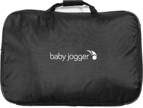 BABY JOGGER Torba podróżna - City Double - Black