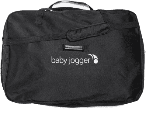BABY JOGGER Torba podróżna - City Select - Black