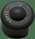 BEABA Ochrana rohov 4 ks tlmené farby, čierna