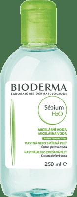 BIODERMA Sébium H2O micelárna voda pre mastnú pleť 250 ml