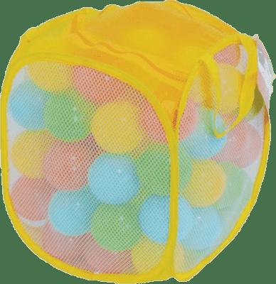 LUDI Loptičky rôznofarebné (75 ks)