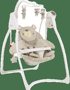 GRACO Elektrická houpačka Lovin'Hug Swing bez adaptéru