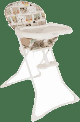 GRACO Krzesełko do karmienia Tea Time – Bowtie Bear