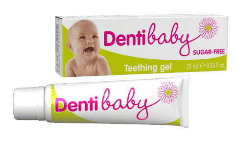 DENTIBABY gél 25 ml