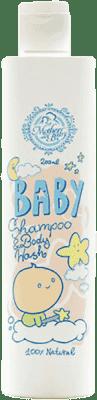HRISTINA Přírodní šampon a tělové mýdlo pro miminka 250 ml