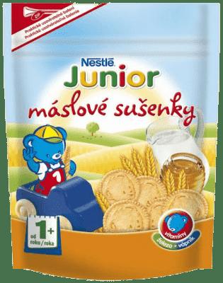 NESTLÉ Junior Maslové sušienky (180 g)