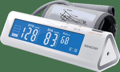 SENCOR SBP 901 Ciśnieniomierz cyfrowy naramienny