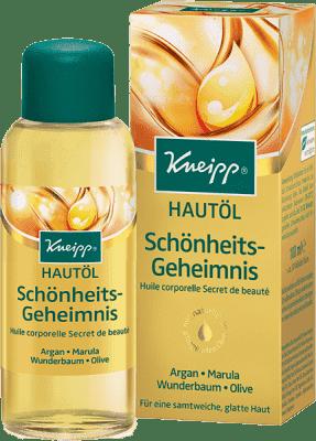 KNEIPP Tělový olej – Tajemství krásy 100ml