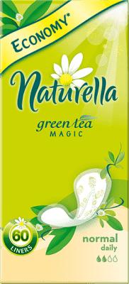 NATURELLA Green Tea Magic Normal, 60ks – intímky