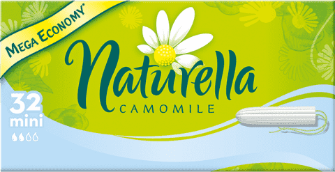 NATURELLA Super, 32ks - tampóny