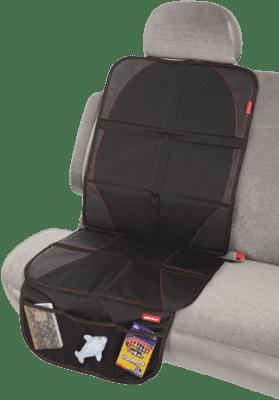 DIONO Ochraniacz fotelika samochodowego Ultra Mat, Black