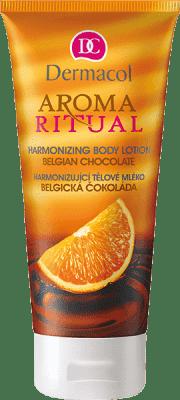 DERMACOL Aroma Ritual - tělové mléko belgická čokoláda 200 ml