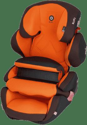 KIDDY Guardian Fotelik samochodowy Pro 2 – Marrakech pomarańczowy (9-36kg)