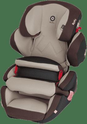 KIDDY Guardian Autosedačka Pro 2 – Mumbai béžová (9-36kg)