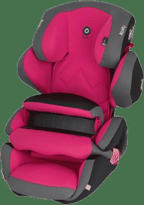 KIDDY Guardian Fotelik samochodowy Pro 2 – Shanghai pink (9-36kg)