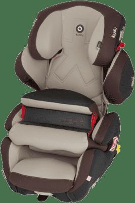 KIDDY Guardianfix Dětská autosedačka Pro 2 – Mumbai béžová (9-36kg)