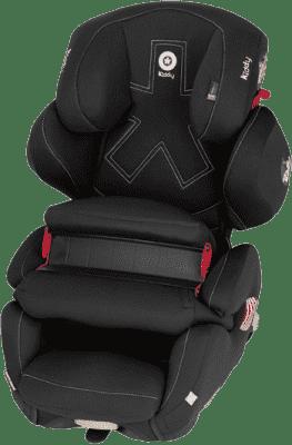 KIDDY Guardianfix Dětská autosedačka Pro 2 – Manhattan black (9-36kg)