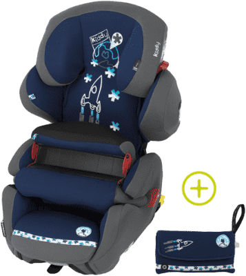 KIDDY Guardianfix Fotelik samochodowy Pro 2 – Little Astronaut (9-36kg)