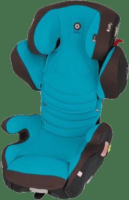 KIDDY Smartfix Fotelik samochodowy – Honolulu turquoise (15-36kg)