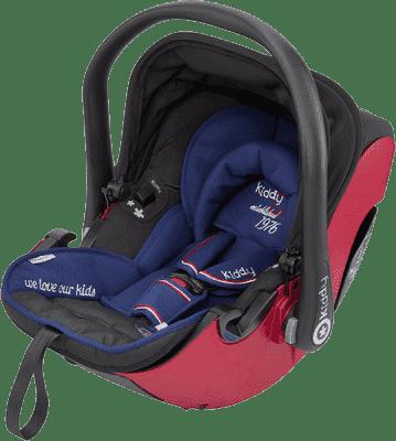 KIDDY Fotelik samochodowy Evolution Pro2 – San Marino (0-13kg)