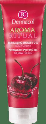 DERMACOL Aroma Ritual – Żel pod prysznic czereśniowy 250 ml
