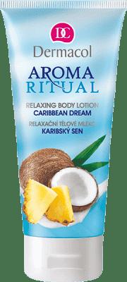 DERMACOL Aroma Ritual – tělové mléko karibský sen 200 ml