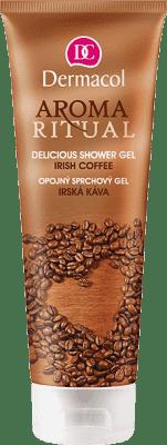 DERMACOL Aroma Ritual – Odprężający żel pod prysznic kawa po irlandzku 250 ml