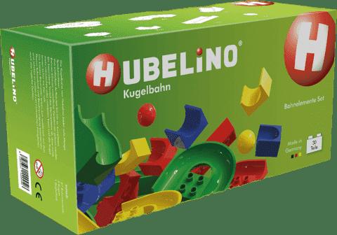 HUBELINO Kuličková dráha set bez kostek 30ks