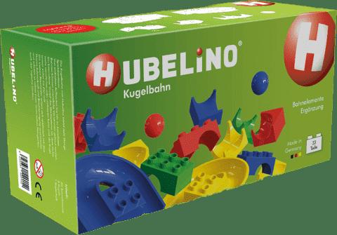 HUBELINO Kuličková dráha rozšíření 33ks