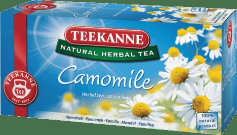 TEEKANNE Heřmánkový čaj, 20 sáčků