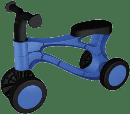 TEDDIES Odrážedlo Rolocykl modrý