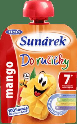 SUNÁREK Do ručičky mango (90 g)