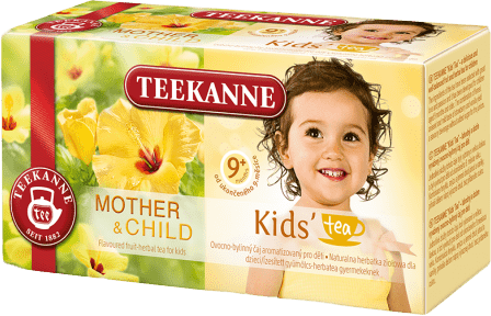 TEEKANNE Dětský čaj 9+, 20 sáčků