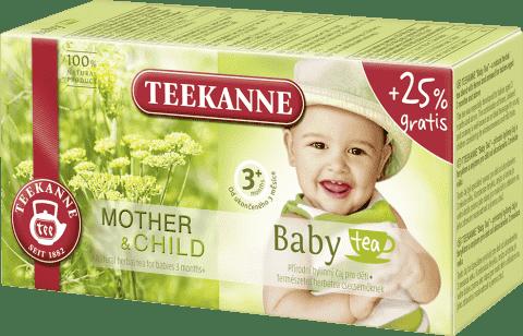 TEEKANNE Detský čaj 3+, 20 vrecúšok