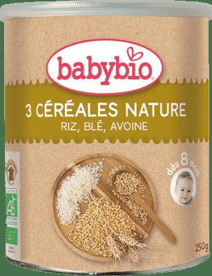 BABYBIO Nemléčná obilná kaše natur 250 g