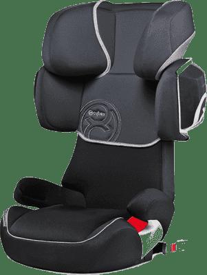 CYBEX Solution X2-FIX Fotelik samochodowy (15-36kg) 2016 Storm Cloud