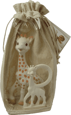 VULLI Zestaw żyrafa Sophie
