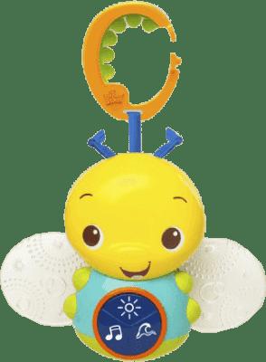 BRIGHT STARTS Svítící včelka s melodií Beaming Buggie™ 0 m+