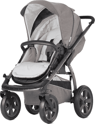 X-LANDER Wózek sportowy X-Move, Stone Grey