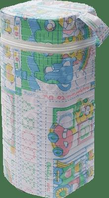 CANPOL Babies Termoobal na 1 láhev UNIVERSAL, Zelený