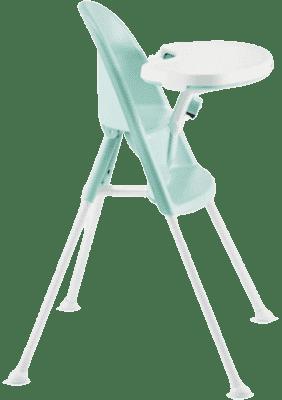 BABYBJÖRN Stolička vysoká s pultíkom - Light Green