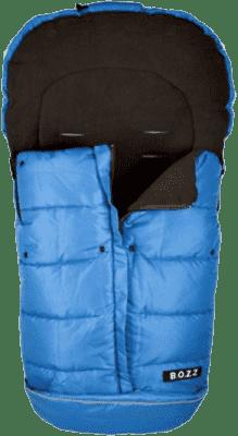 B.O.Z.Z Śpiworek do wózka uniwersalny Artic Flexi, Kobolt Blue
