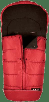B.O.Z.Z Śpiworek do wózka uniwersalny Artic Flexi, Red