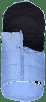 B.O.Z.Z Fusak do kočárku univerzální Artic Flexi, Light Blue