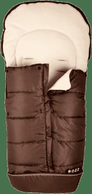 B.O.Z.Z Fusak do kočíka univerzálny Artic Flexi, Brown