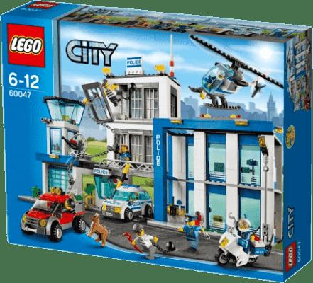 LEGO® City Police Posterunek policji
