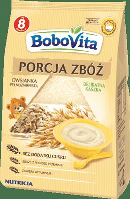 BOBOVITA Kaszka Porcja zbóż owsianka (170g)